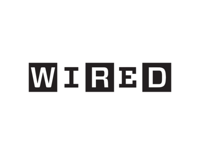 Wired logo.