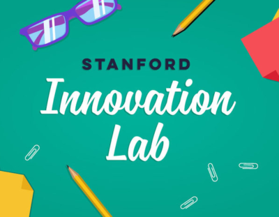 Stanford Innovation Lab logo.