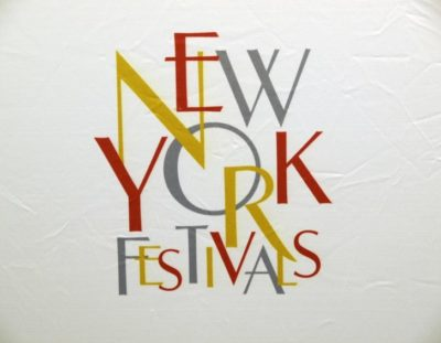 New York Festivals logo.