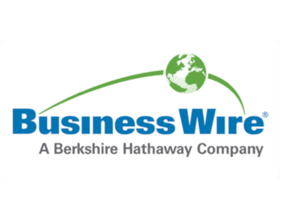 Business Wire logo.