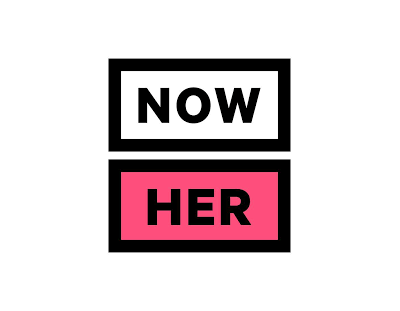 Now Her logo.