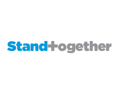Stand Together logo.