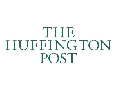 The Huffington Post logo.