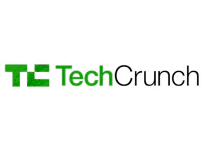 Tech Crunch logo.