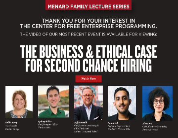 The Business and Ethical Case for Second Chance Hiring