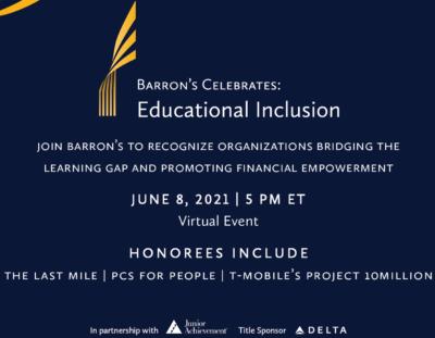 Barron Celebrates Educational Inclusion